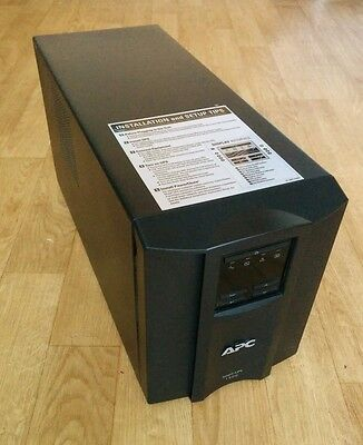 APC Smart-UPS (1500 VA) - very good condition and fully working.