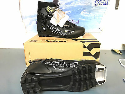 Alpina T10 Plus Cross Country Skiing Boot Size 41
