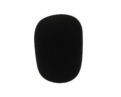 Tetra-Teknica Foam Windscreen for MXL GENESIS, AT4050 and Other Large Size Mics
