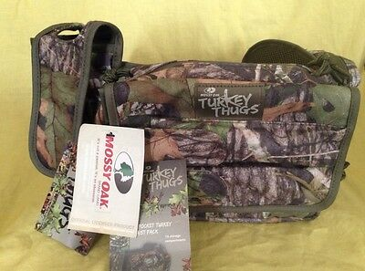 Mossy Oak Turkey Thugs Waist / Fanny Pack - New With Tags - Rare & Hard to Find!