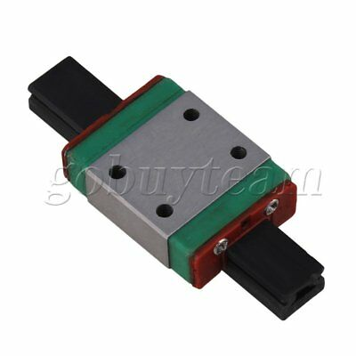 23x17mm Guide Rail Sliding Block MGN7C for Precise Measurement Equipment