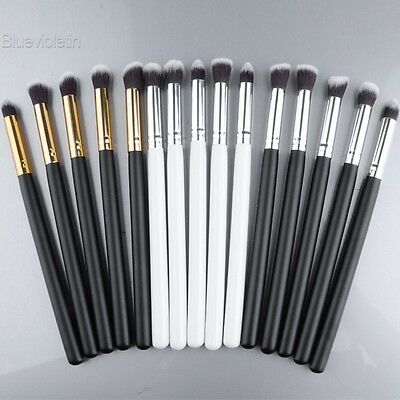 Professional 5pcs Makeup Brush Set Cosmetic Blending Powder Foundation BLLT