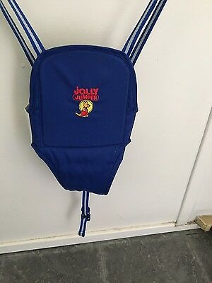 Jolly jumper, stand and mat