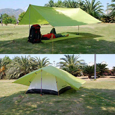 Portable Outdoor Camping Beach Hiking Cushion Canopy Tent Shelter 2016
