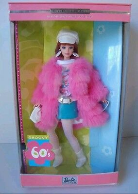 Barbie Groovy '60 repro vintage Collector Edition Mattel® NUOVA NRFB
