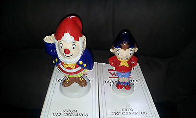 Wade Noddy & Big Ears Limited Edition Figurine Set Only 1500 Made #1343