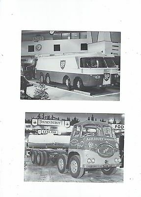 Commercial Vehicles  Earls Court Commercial Motor Show  6 Postcards
