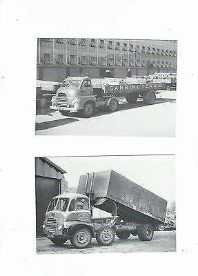 Commercial Vehicles  Heavy Haulage On The Road 5 Postcards