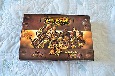 Warmachine Protectorate of Menoth Battle Group. Boxed. Complete. Privateer Press