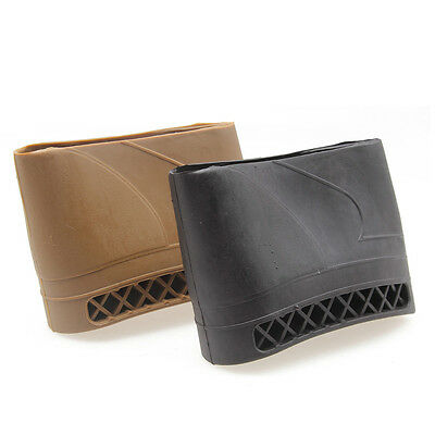 Rifle Shotgun Butt Stock Extension Shock Pad Rubber Recoil Pad Protector Latest