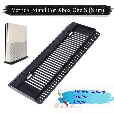 Vertical Stand Dock Mount Supporter Base Holder for Xbox one Slim Gaming Console