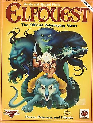 Elfquest - The Official Roleplaying Game 2nd Edition
