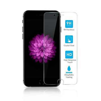Super Strong 2.5D 8-9H Tempered Glass Film Protection Screen For Apple iPhone 5