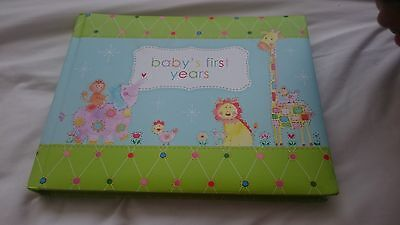 Baby's First Years First Five The Five Milestone..