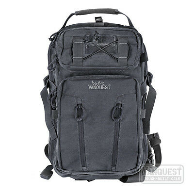 Vanquest FALCONER 27 Backpack Rucksack Bag Black