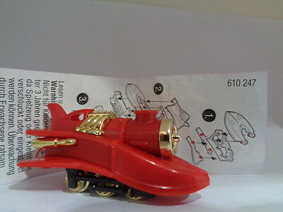 2001 - Space Loks - Red Rocket + BPZ 610 247