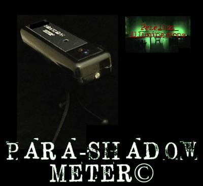 Para-Shadow Meter Ghost Hunting Equipment 9V ©