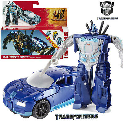 Hasbro Transformers Age Of Extinction Autobot Drift Action Figures Car Robot Toy