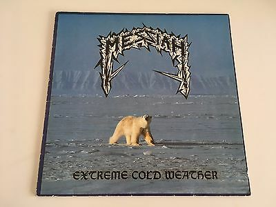 MESSIAH  -  Extreme Cold Weather  Vinyl 1987