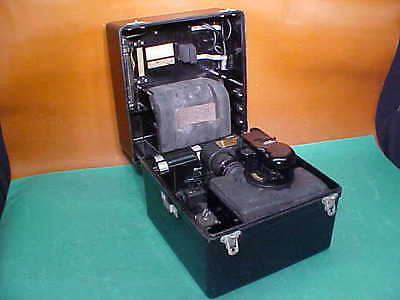 Aircraft Sextant Bubble Type AN-5851-1 with Manuals; Comes in Original Container