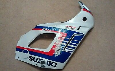 Suzuki gsx600f right side fairing