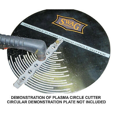 "SWAG Plasma Circle Cutter (Small) 1.00"" to 12.5"""
