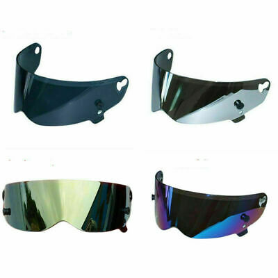 For Bandit Fiberglass ATV-Type Full Face Motorcycle Motorbike Helmet Visor Lens