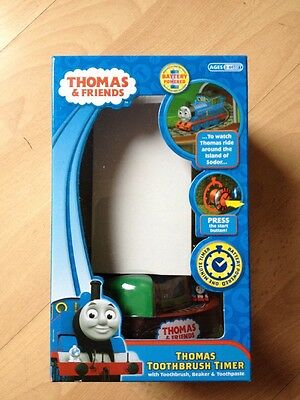Thomas And Friends Toothbrush & Timer