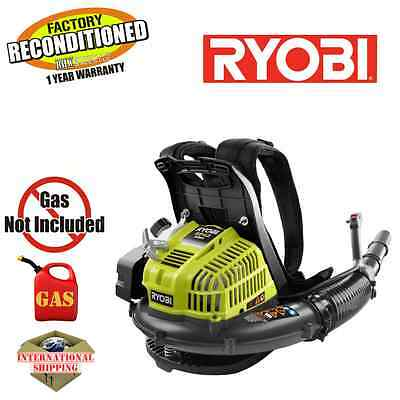 Ryobi RY08420A 185-MPH 510-CFM Gas Backpack Blower ZRRY08420 Reconditioned