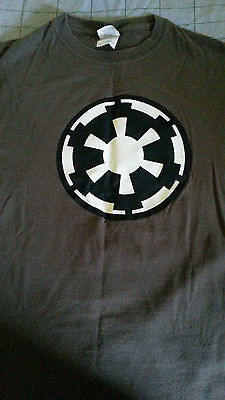 Star Wars Galactic Empire Imperial Logo T Shirt