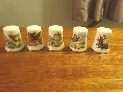Butterfly thimbles