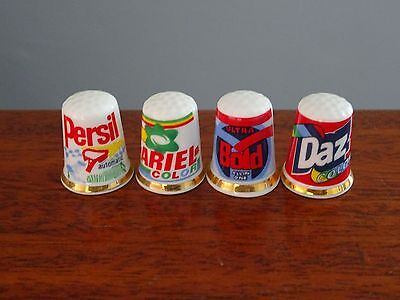 washing powder thimbles