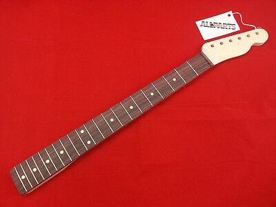 Allparts TRO-FAT FENDER Lic. Telecaster Neck Rosewood Fingerboard Chunky