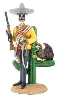 Day of The Dead Dod Emiliano Zapata Salazar Figurine