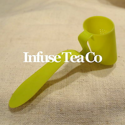 NEW All Plastic Tea Infuser for Loose Tea