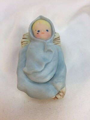 Avon Heavenly Blessings Nativity Christmas 1986 Baby Jesus  Replacement
