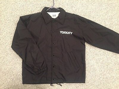 System Of A Down Toxicity Windbreaker Medium