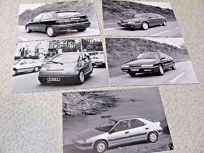 1992 Citroen Original Press Photos (5)