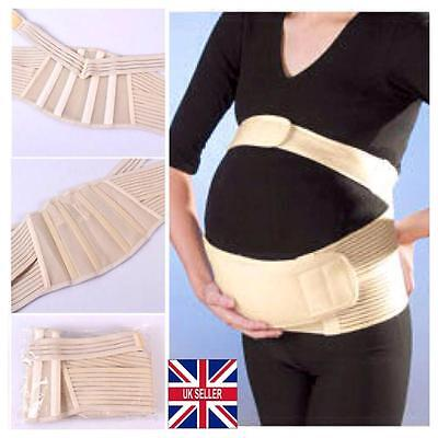 Best Pregnancy Maternity Belly Baby Bump Band Brace Back Pain Support Belt Uk