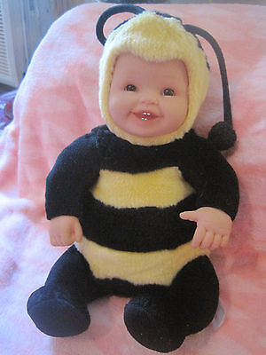 Anne Geddes bumble bee doll