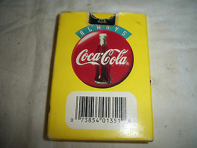 Always Coca-Cola Playing Cards Deck 1994