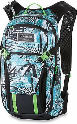 Dakine DRAFTER 10L Mens Hydration Backpack w/Reservoir Painted Palm NEW Sample