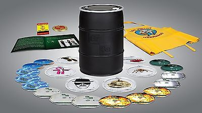 Breaking Bad The Complete Series (Blu-ray Disc, 2014)