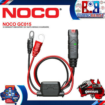 Noco Gc015  X Connect Indicator 12v Suits Genius Chargers see deatils for models
