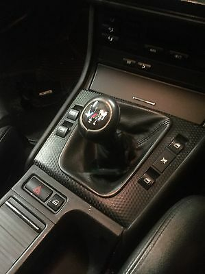 Gearnob And Leather Peace Bmw E46 M Sport 5 Speed