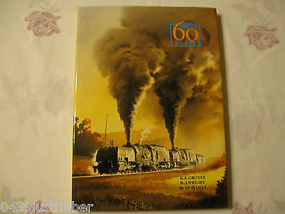 New South Wales Railways The 60 Class Garratts Hardcover Book..Good Condition