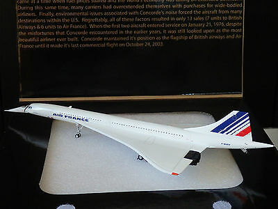 Gemini Jets Air France Concorde Diecast Aircraft Model 1/200 scale