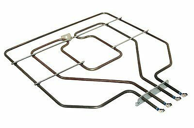 GENUINE BOSCH & NEFF COOKER OVEN DUAL CIRCUIT GRILL ELEMENT 2700w
