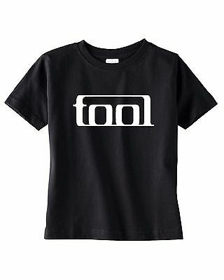 TOOL BAND baby kids toddler teen youth t-shirt concert tee shirt clothing black