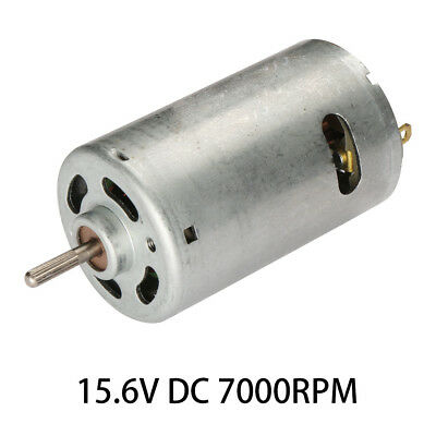 DC15.6V 7000RPM Micro Gear Box Motor Speed Reduct Gearbox Eccentric Output Shaft